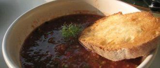 Gaspačo - šalta pomidorų sriuba iš Ispanijos