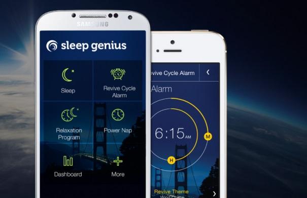 Sleep Genius programėlė