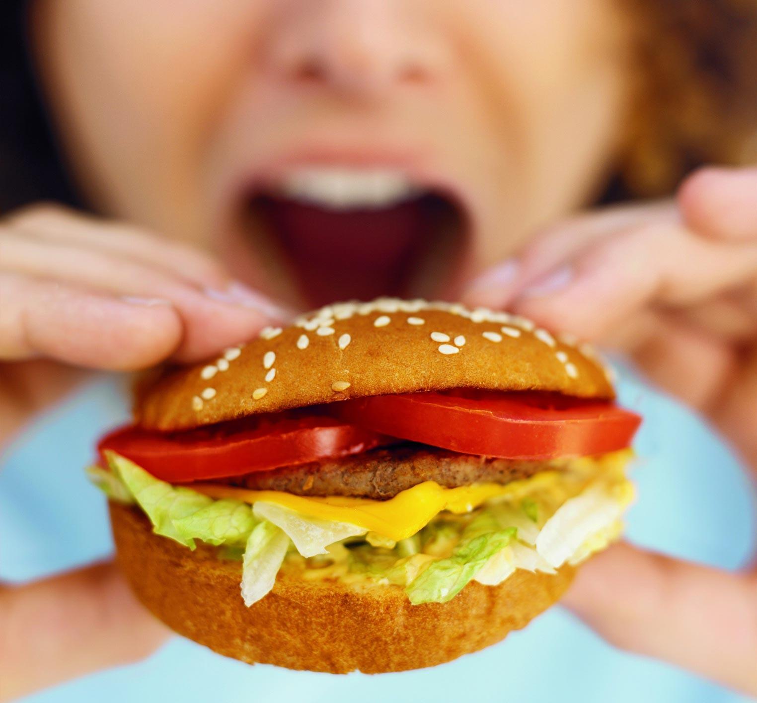 Valgote daug greito maisto
