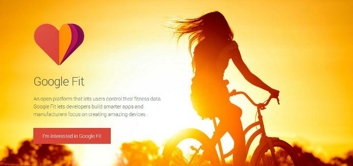 Google Fit fizinio aktyvumo stebėjimui