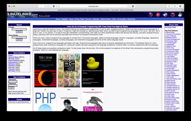 24 nemokamos programavimo knygos
