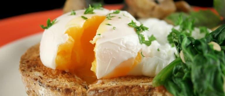Kaip greitai pagaminti Pašot kiaušinius?