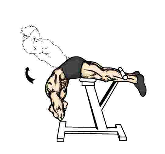 14 pratimų, kurie padės atsikratyti nugaros skausmų