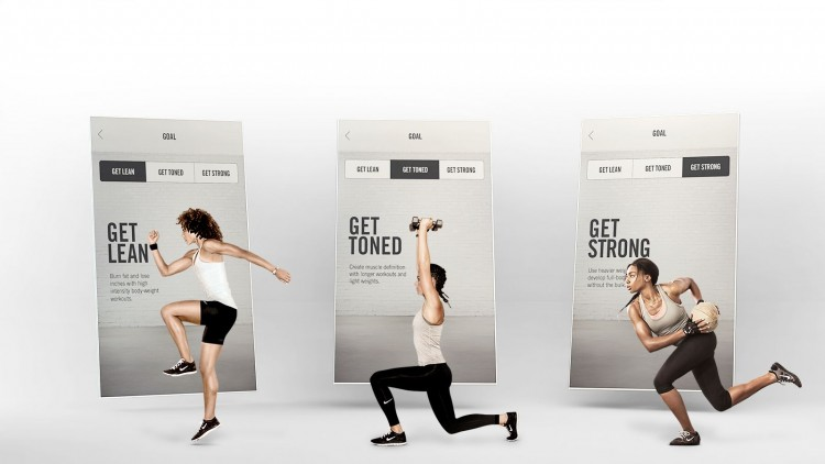 Tobuliname figūrą su Nike Training Club