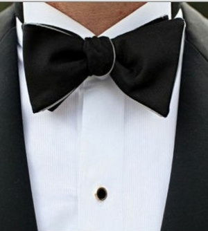 Kaklaraištis peteliškė