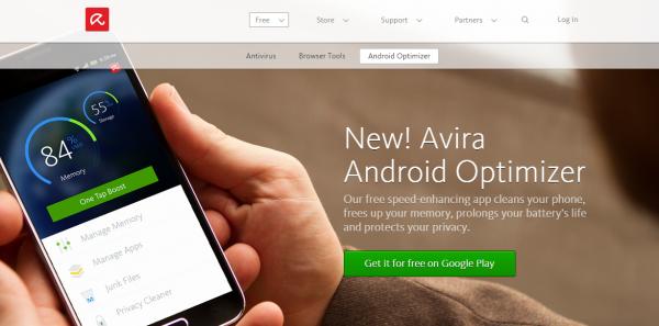 Avira Android Optimizer