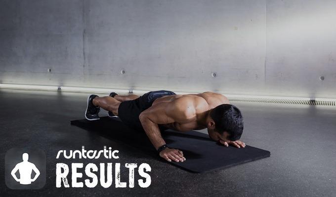 Runtastic Results Training