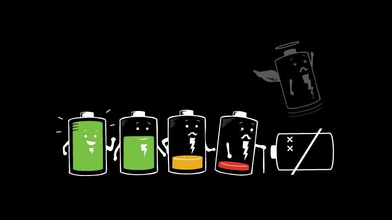 6 mitai apie telefonų baterijas