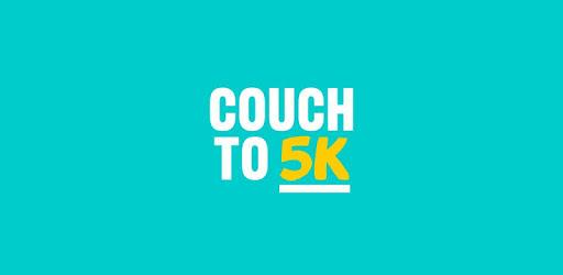 Couch to 5K bėgimo programėlė
