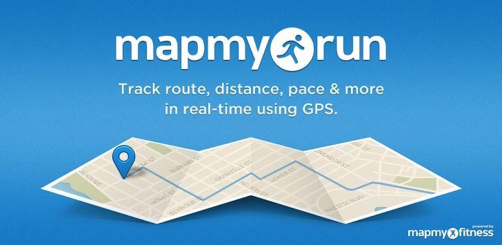 MapMyRun - bėgimo programėlė tyrinėtojams