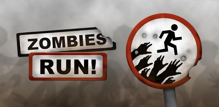 Zombies, Run! programėlė