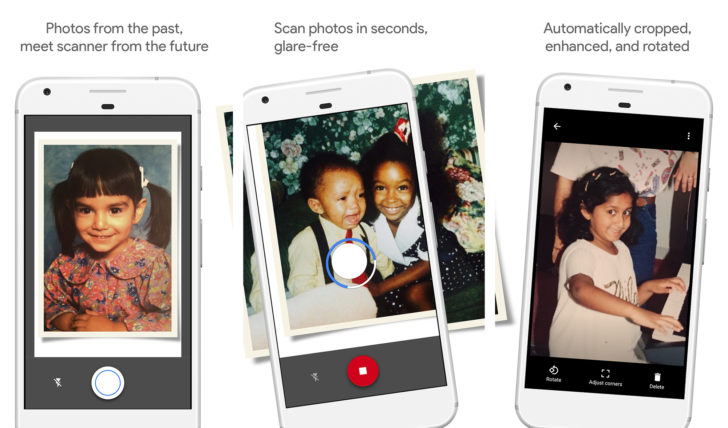 Google PhotoScan programa