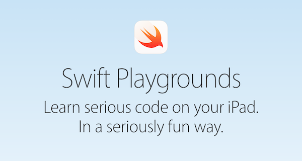 Swift Playgrounds programa