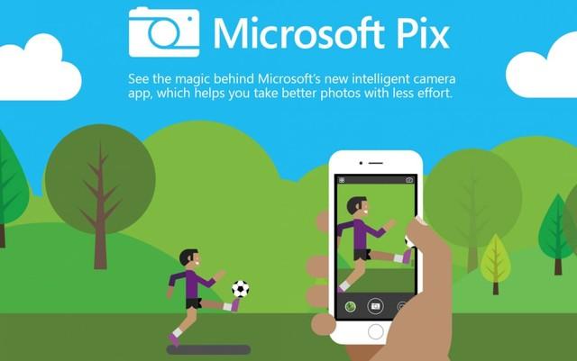 Microsoft Pix programa