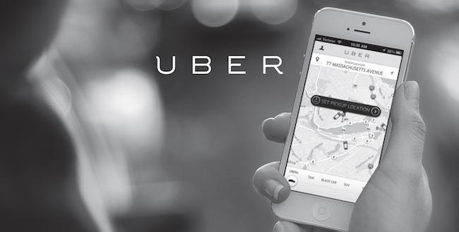 Uber programa