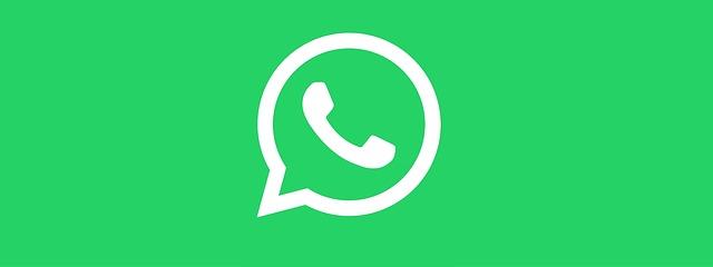 WhatsApp programa