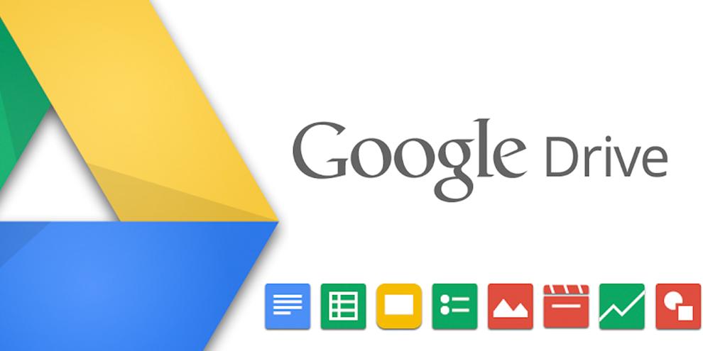 Google Drive programa