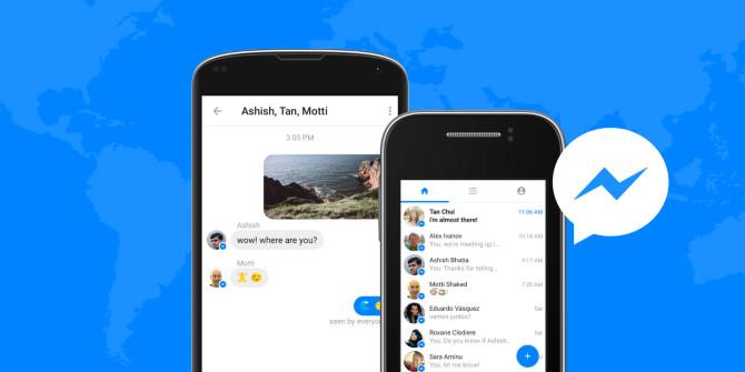 Messenger Lite programa