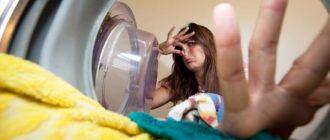 Pelėsis skalbimo mašinoje: kodėl atsiranda ir kaip atsikratyti