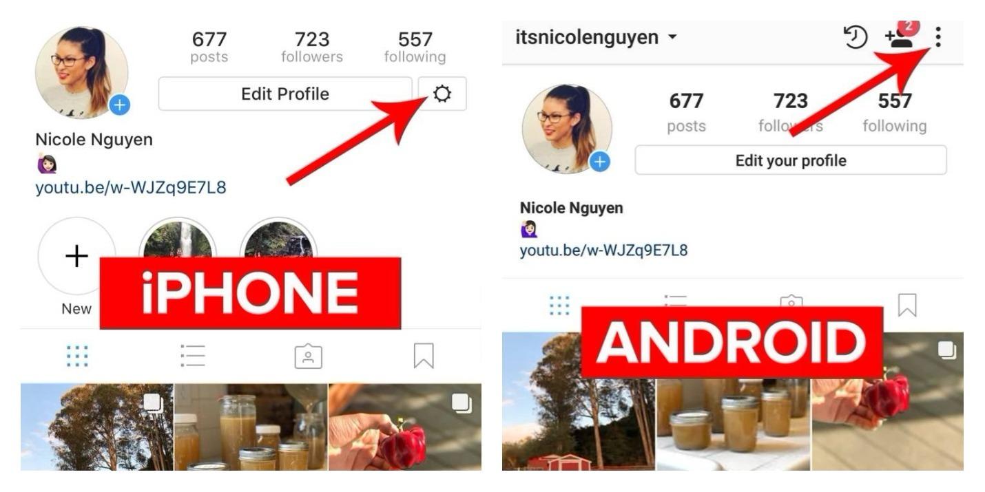 Kaip paslėpti savo online statusą Instagrame?