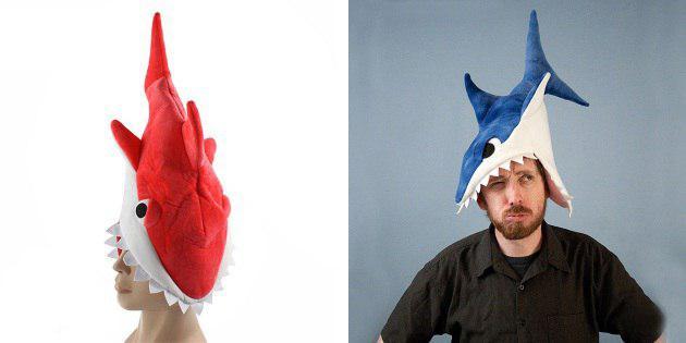 Kepurė-ryklys
