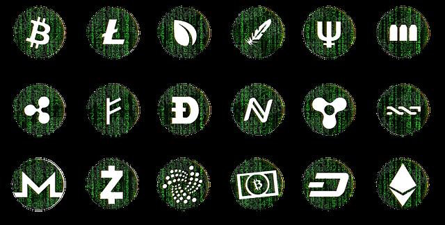 Kokios dar yra kriptovaliutos, išskyrus bitkoiną?
