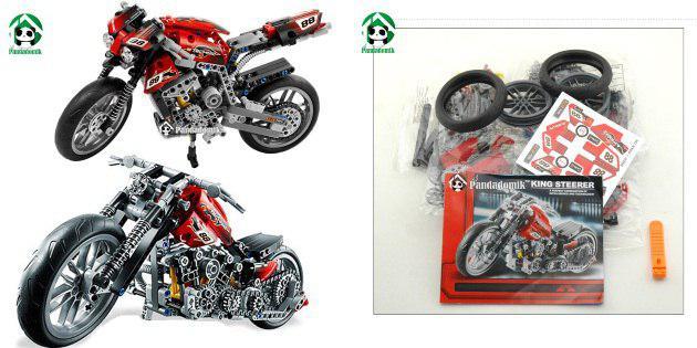 Motociklo modelis