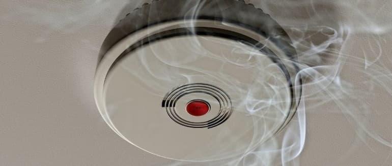 Dūmų detektoriai - veikimas, pajungimas ir išdėstymo reikalavimai