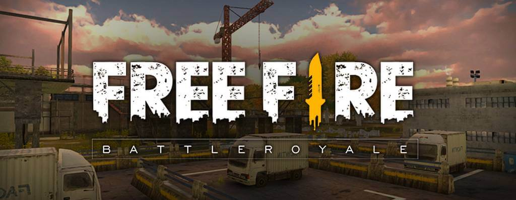 Online žaidimas Free Fire