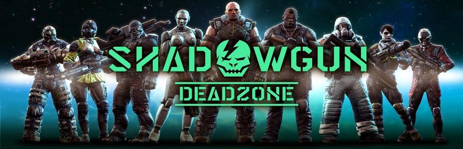 SHADOWGUN: DeadZone žaidimas