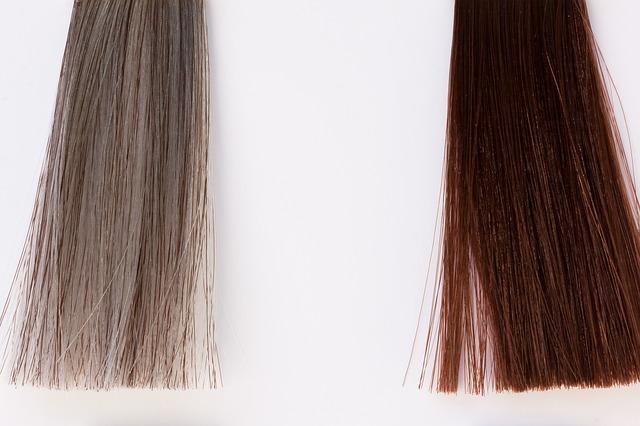 Kaip kovoti su žilais plaukais