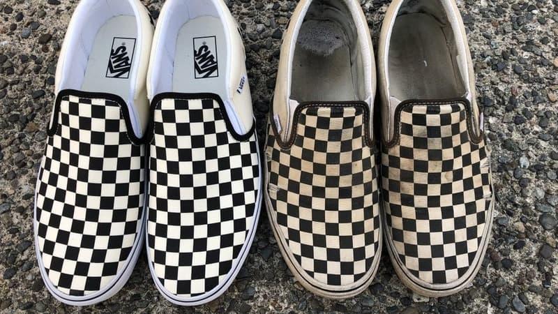Laikykitės batų dėvėjimo terminų