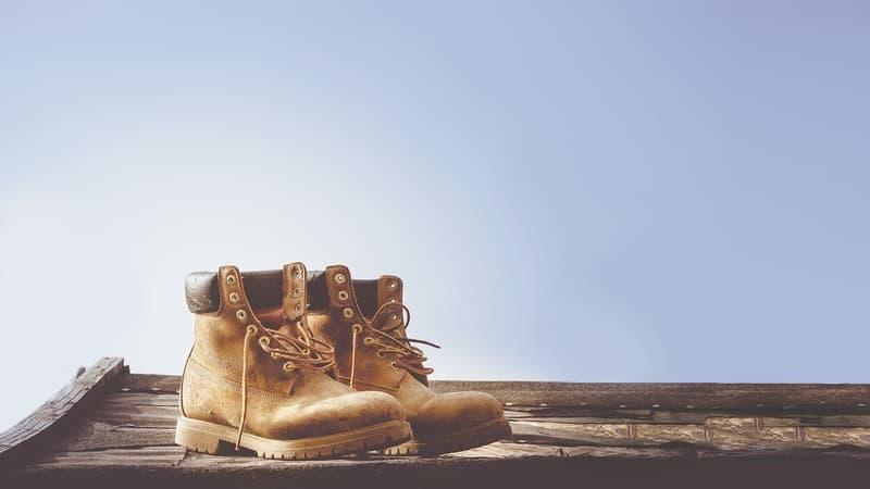 Batų džiovinimas saulėje