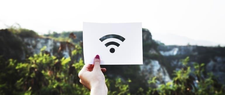 5 būdai sužinoti savo WiFi interneto slaptažodį