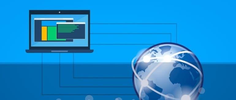 Kaip sužinoti savo IP adresą kompiuteryje, telefone arba planšetėje