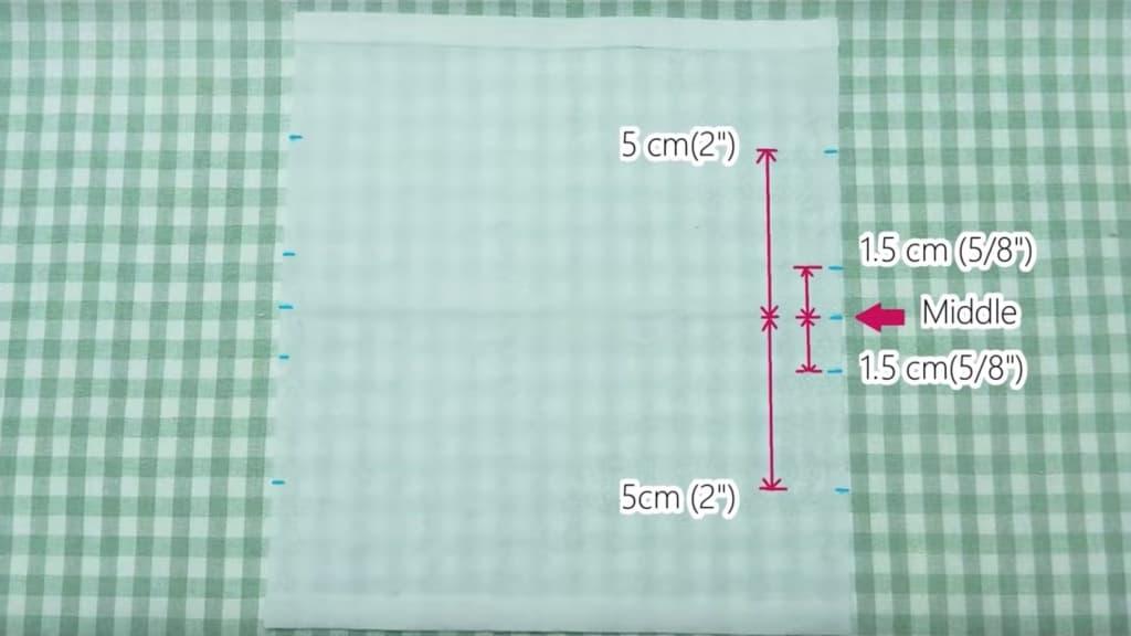 Kaukė iš popierinių rankšluosčių - 4 žingsnis
