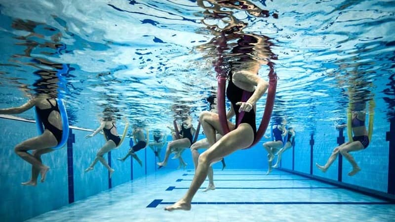 Vandens aerobika